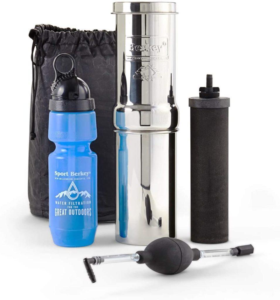 kit purification eau berkey