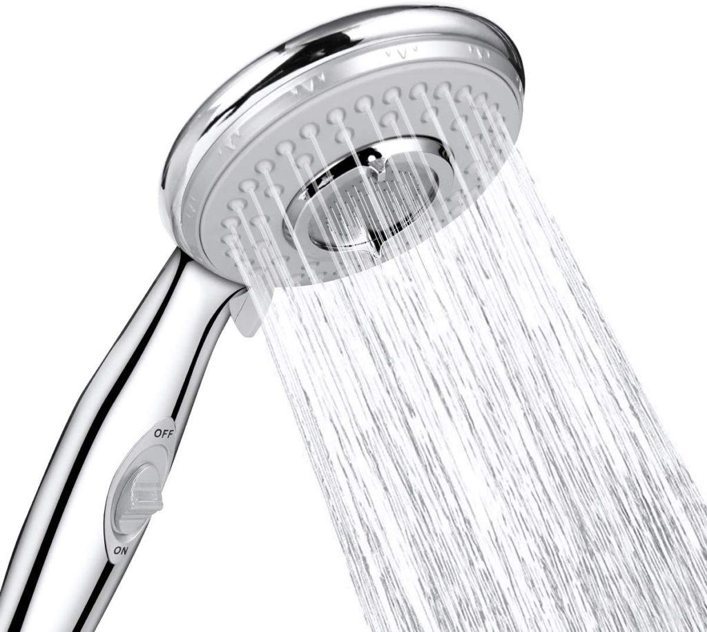 pommeau de douche économiseur d'eau