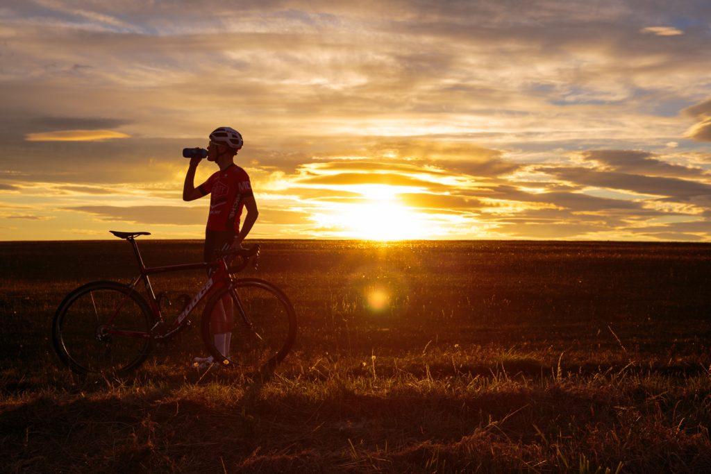 bidon sport cyclisme
